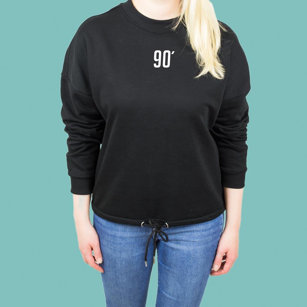 90′ | Oversize Sweater