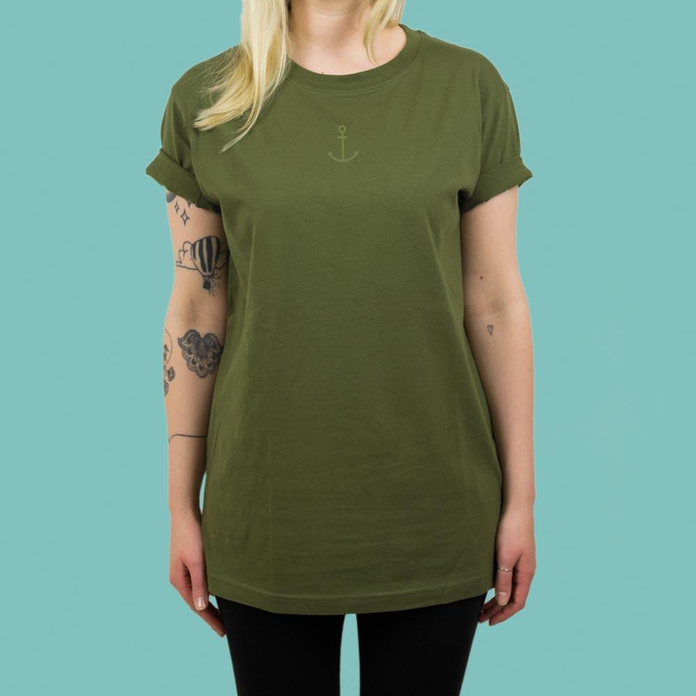 ANKER | Shirt im Boyfriend Style